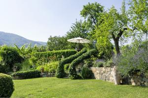 Landhaus Smöch - Unser Garten